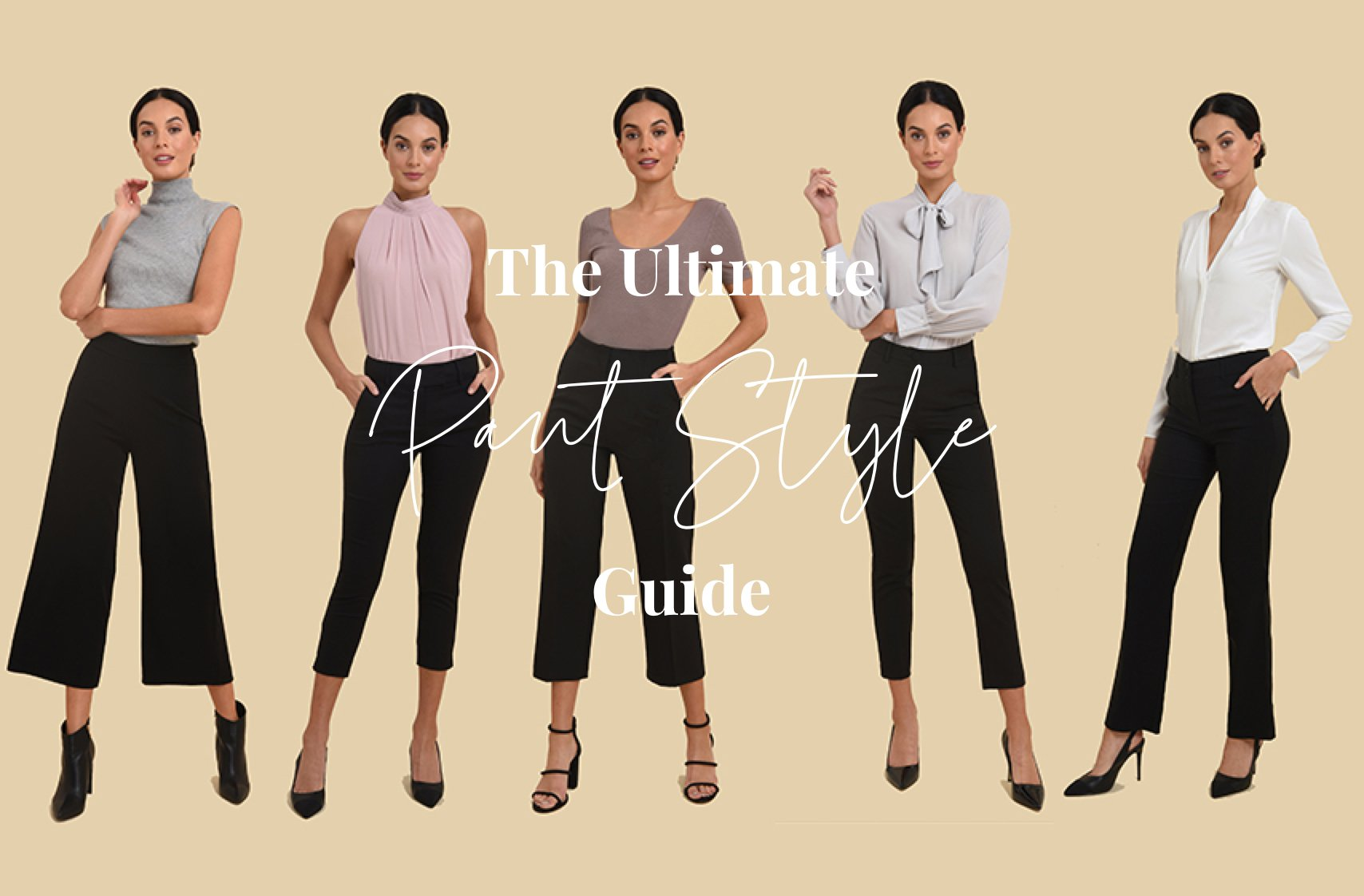 The Ultimate Pant Style Guide