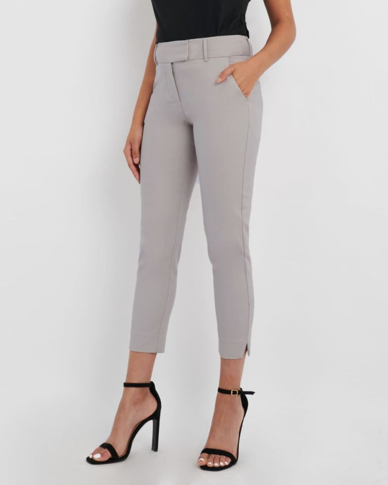 Josie Cropped Notch Pants