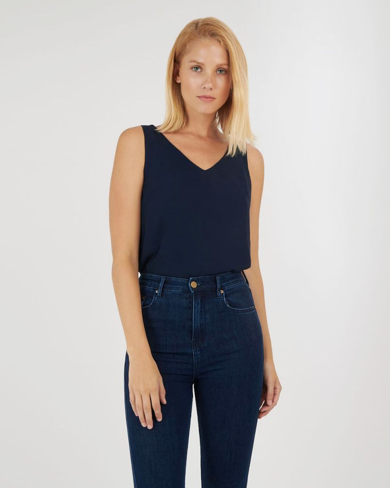 Alanna Sleeveless Top