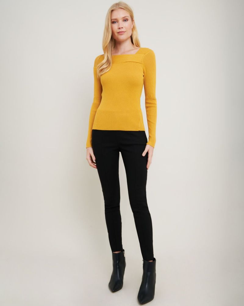 Kenzie Wide Neck Knit