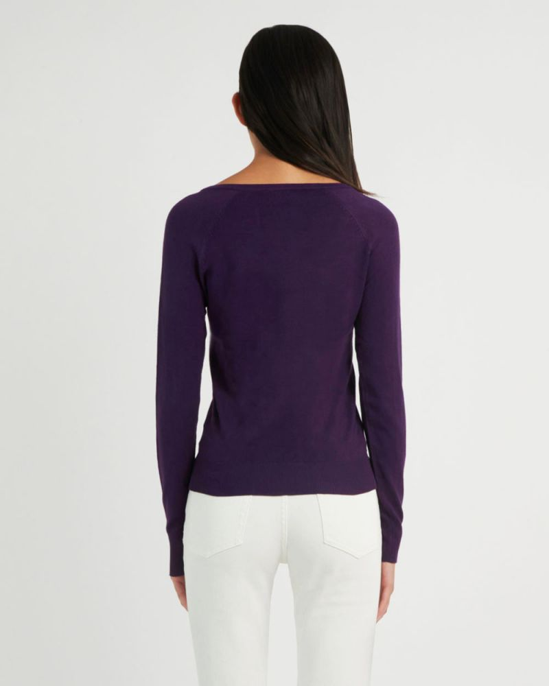 Chrissy V-Neck Knit
