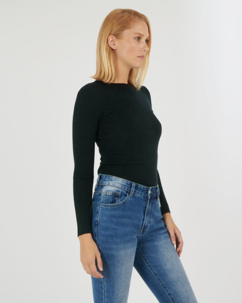 Tania Crew Neck Knit
