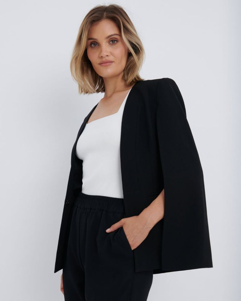Christina Cape Jacket