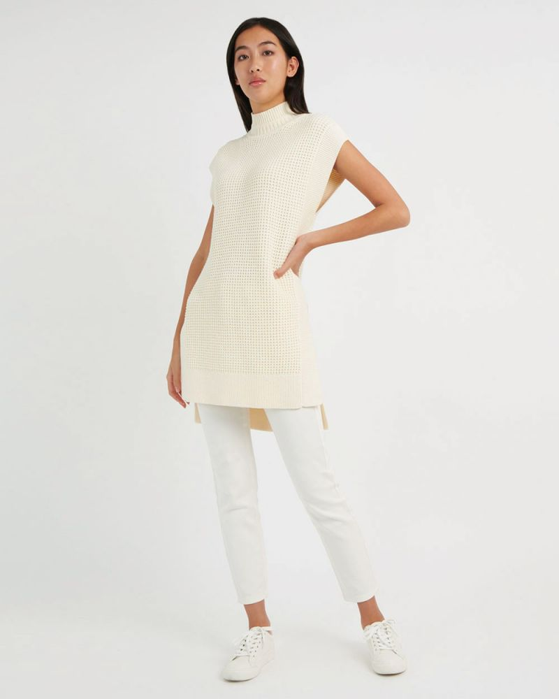 Edith Knitted Tunic