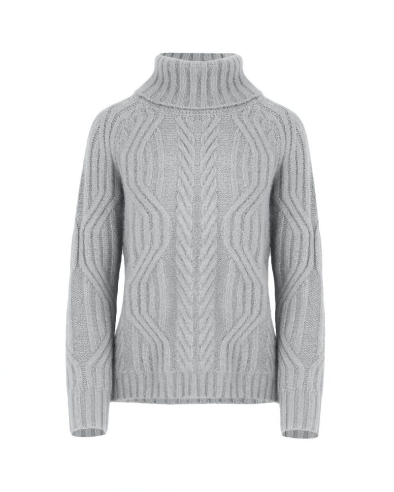 Agnes Roll Neck Sweater