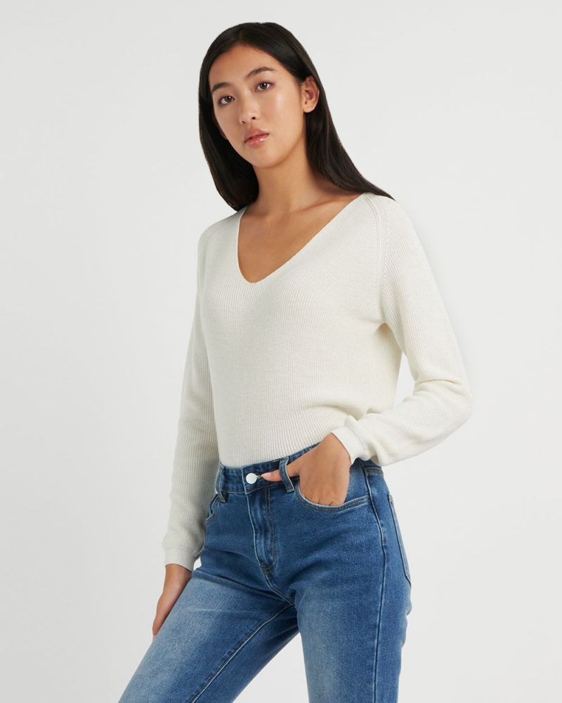 Analia V-Neck Sweater