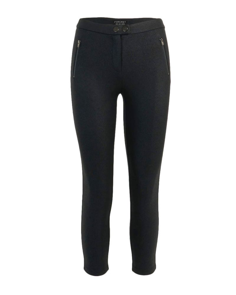 Nancy Coated Stretch Pants