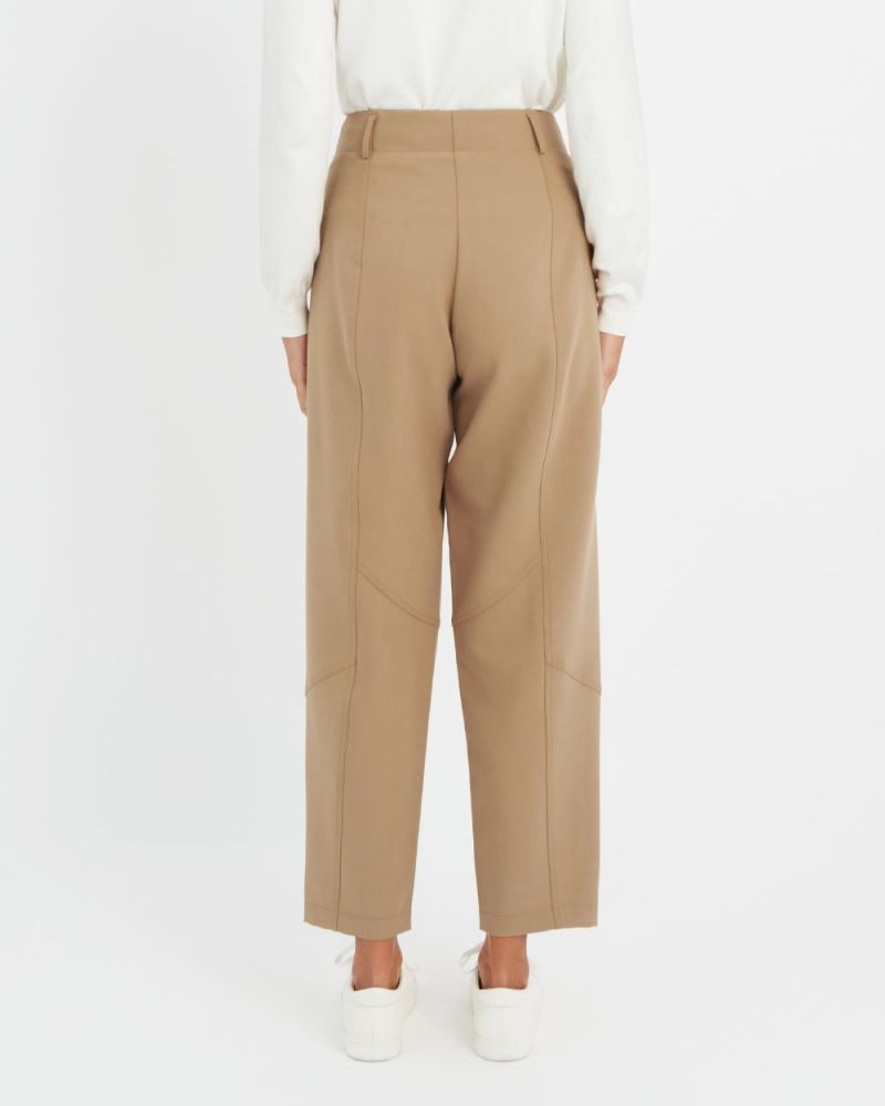 Joselyn High-Waist Tapered Pants