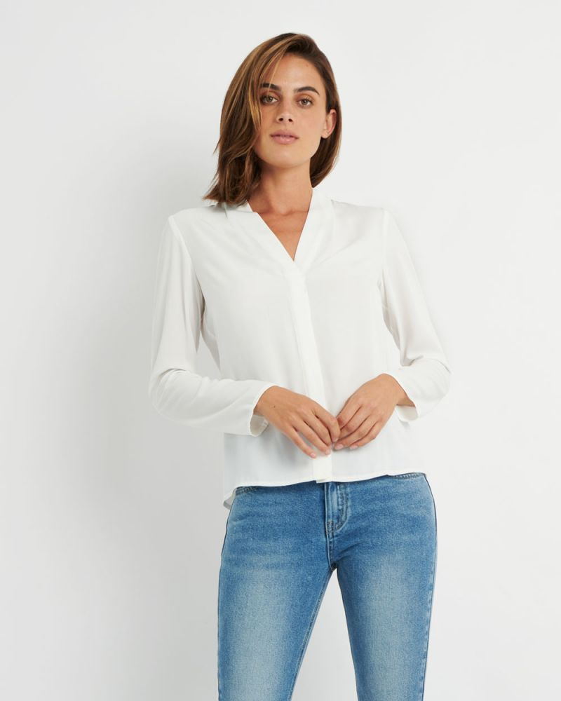 Lilian Long Sleeve Blouse