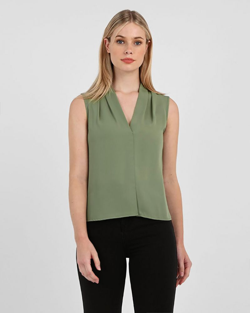 Alivia V-Neck Top