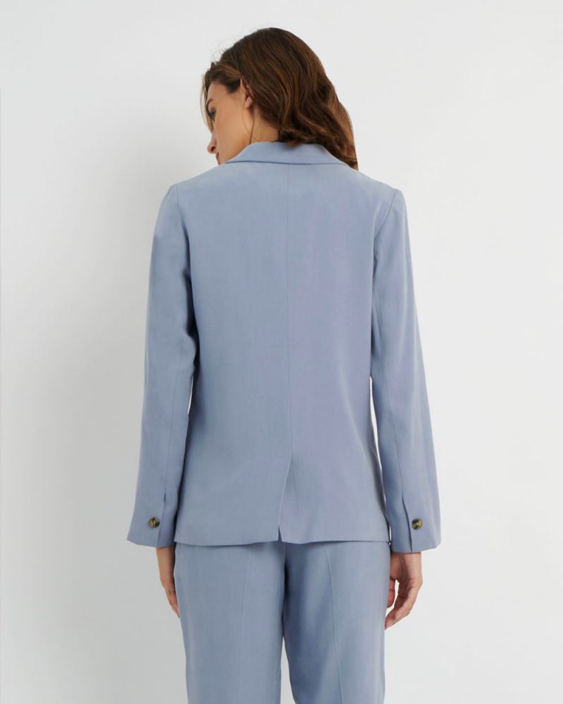 Mia Single Button Blazer