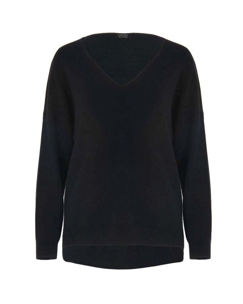 Lotus V-Neck Sweater