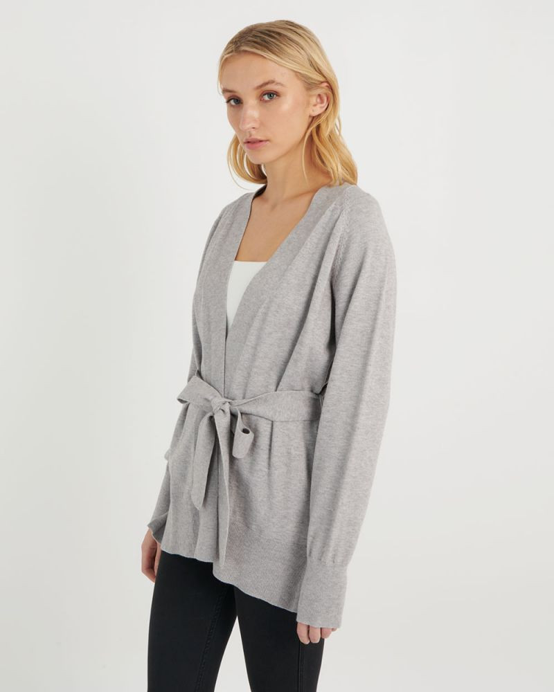 Liana Belted Cardigan