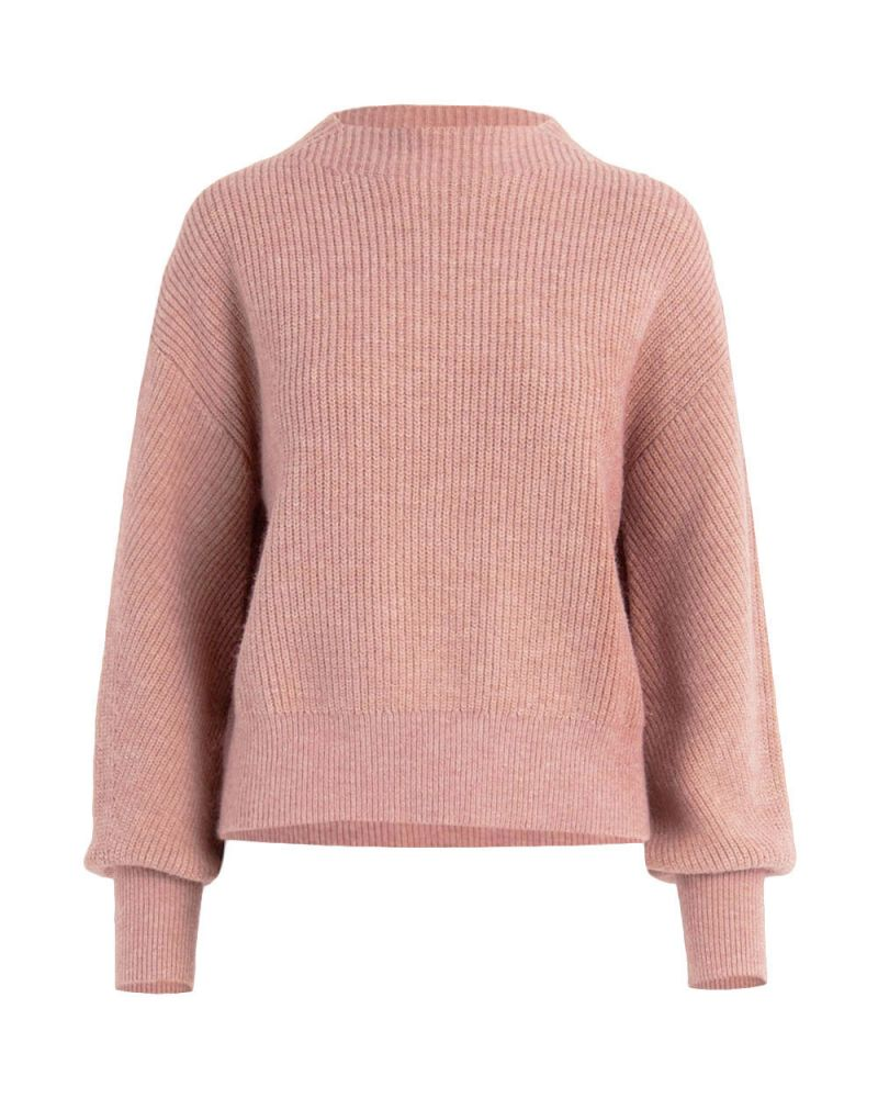 Olympia Ribbed Sweater