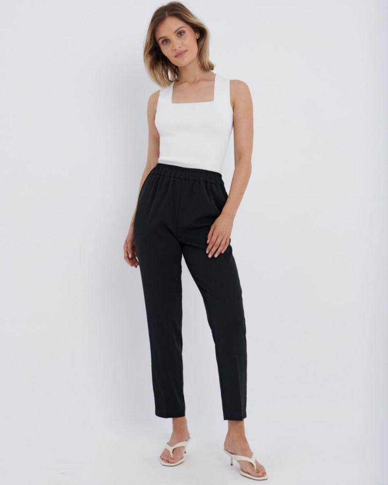 Lori Elasticated Slim Leg Pants