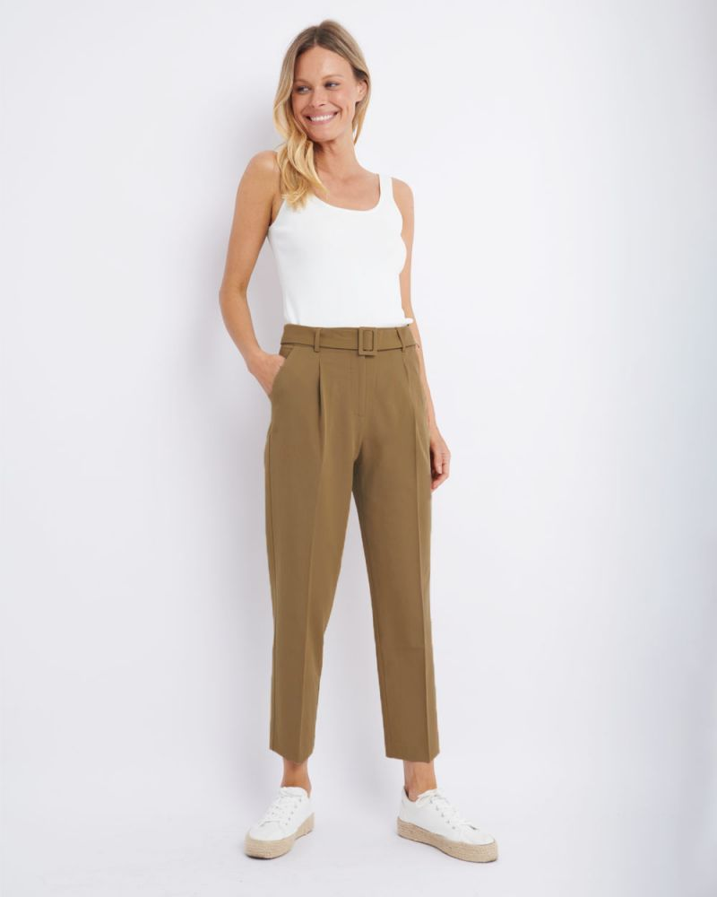 Billie Belted Trousers