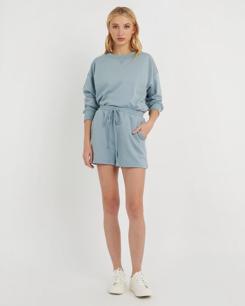 Lucia Fleece Shorts