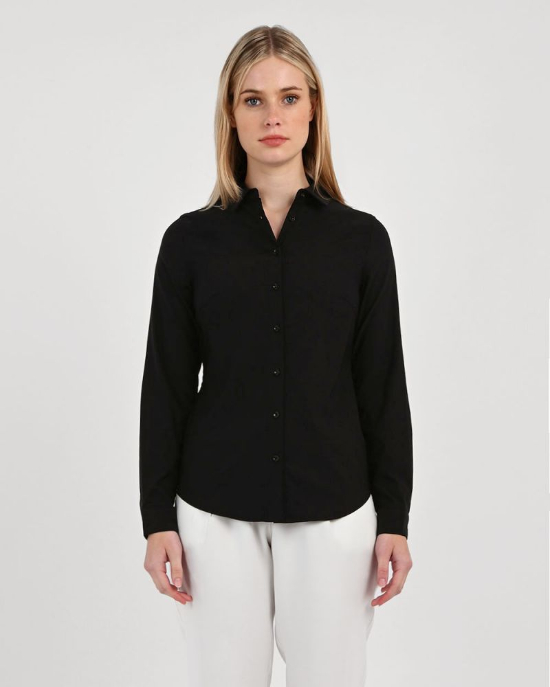 Morgan Collared Shirt