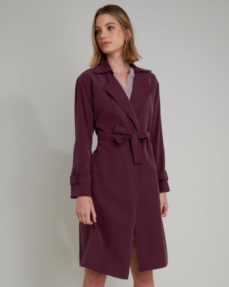 Everleigh Trench Coat