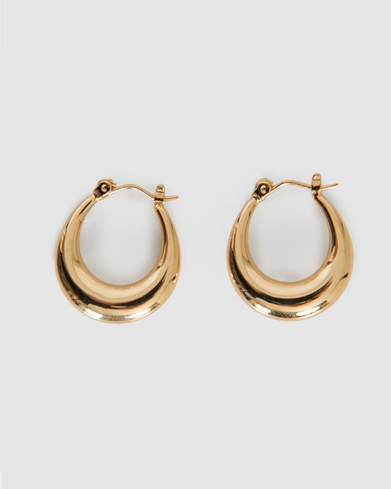 HAVEN 16K GOLD PLATED EARRINGS