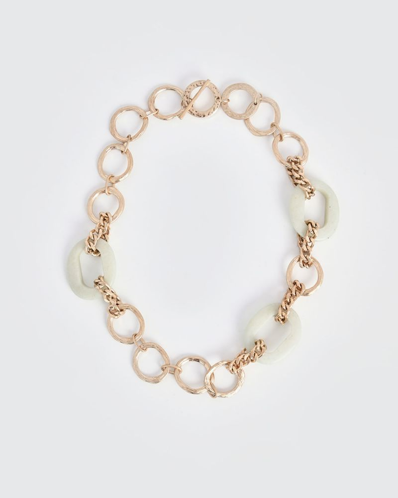 Serenity Chunky Chain Necklace