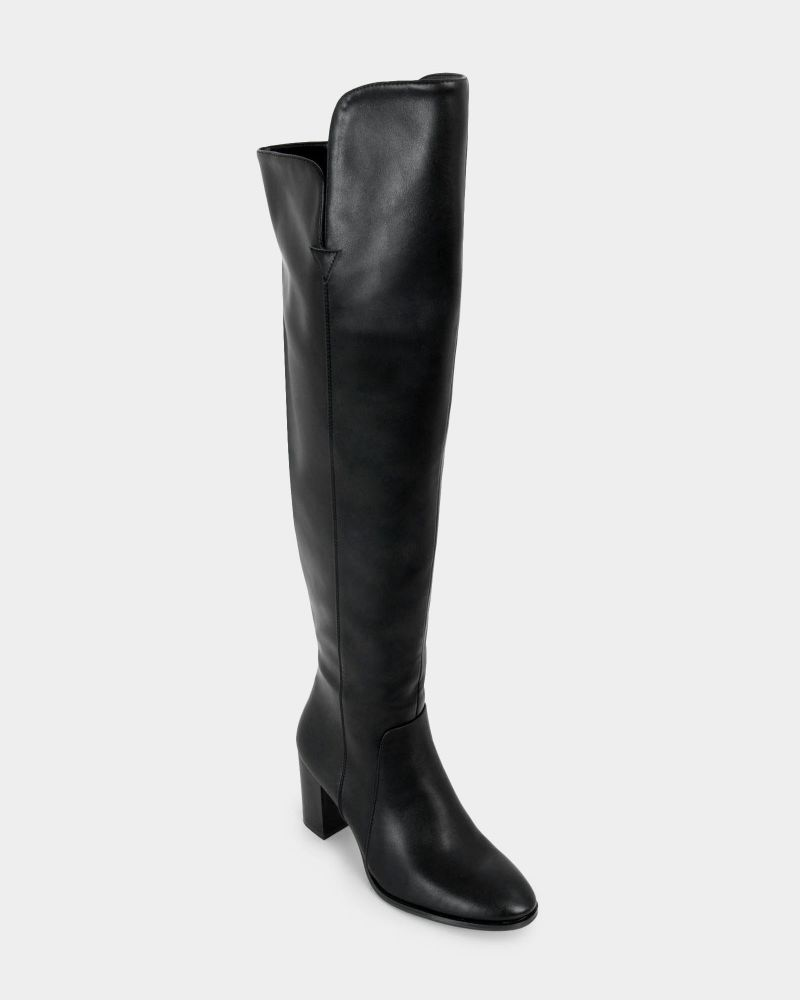 Lyzah Over-the-knee Boots