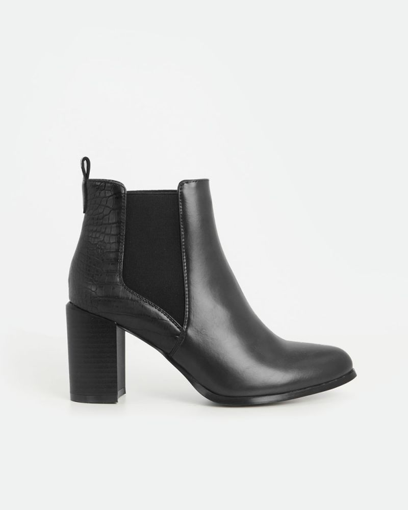 Blake Ankle Boots