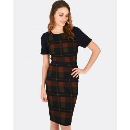 Hunter Pencil Dress | Tuggl