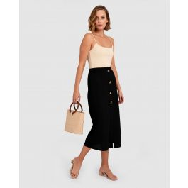 Belen Jersey Skirt by Forcast