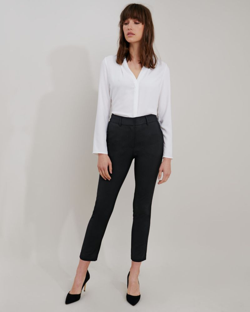 Stella High-Waist Trousers
