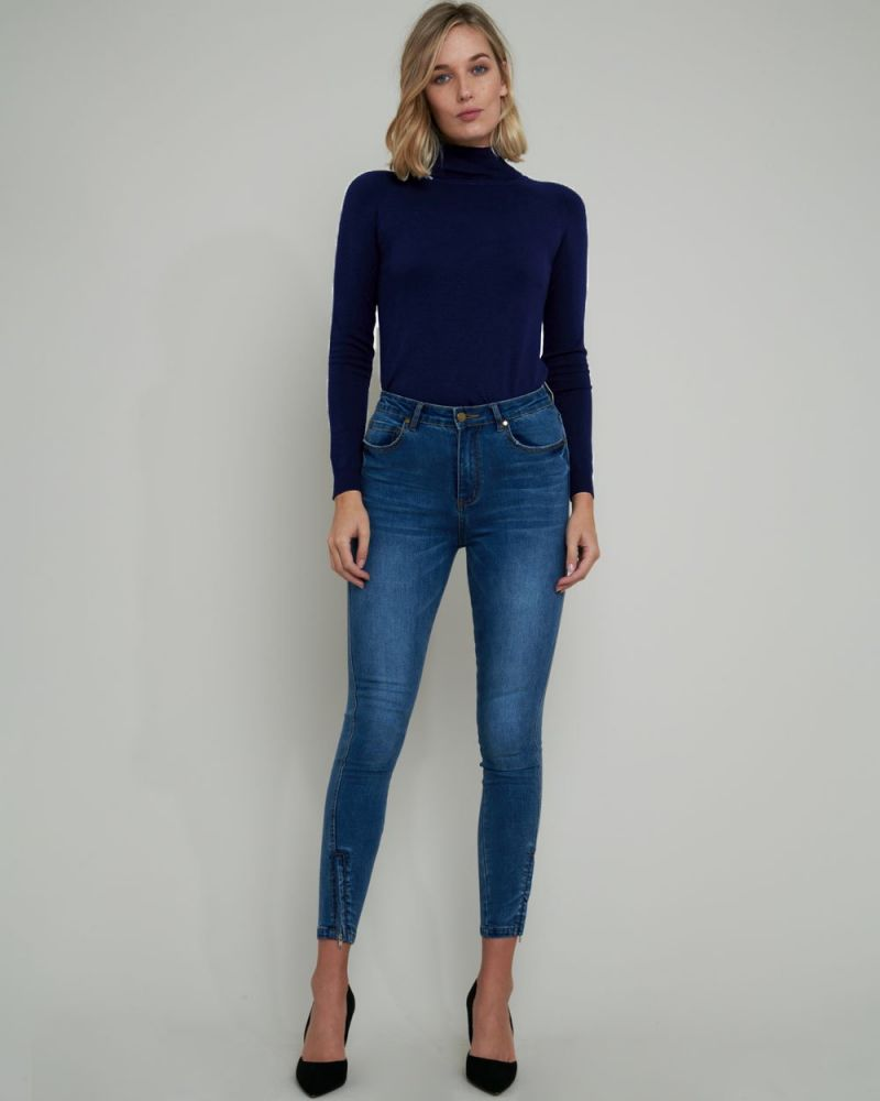 Clarisse Turtleneck Sweater