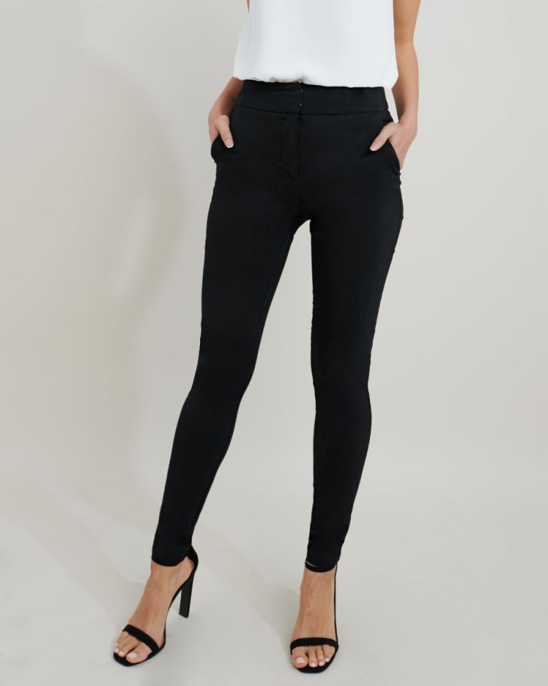 Emily High-Waisted Skinny Pants