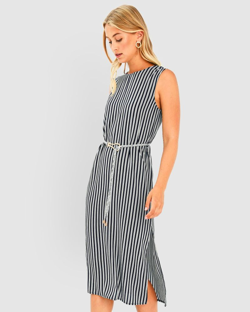 Chantelle Stripe Dress