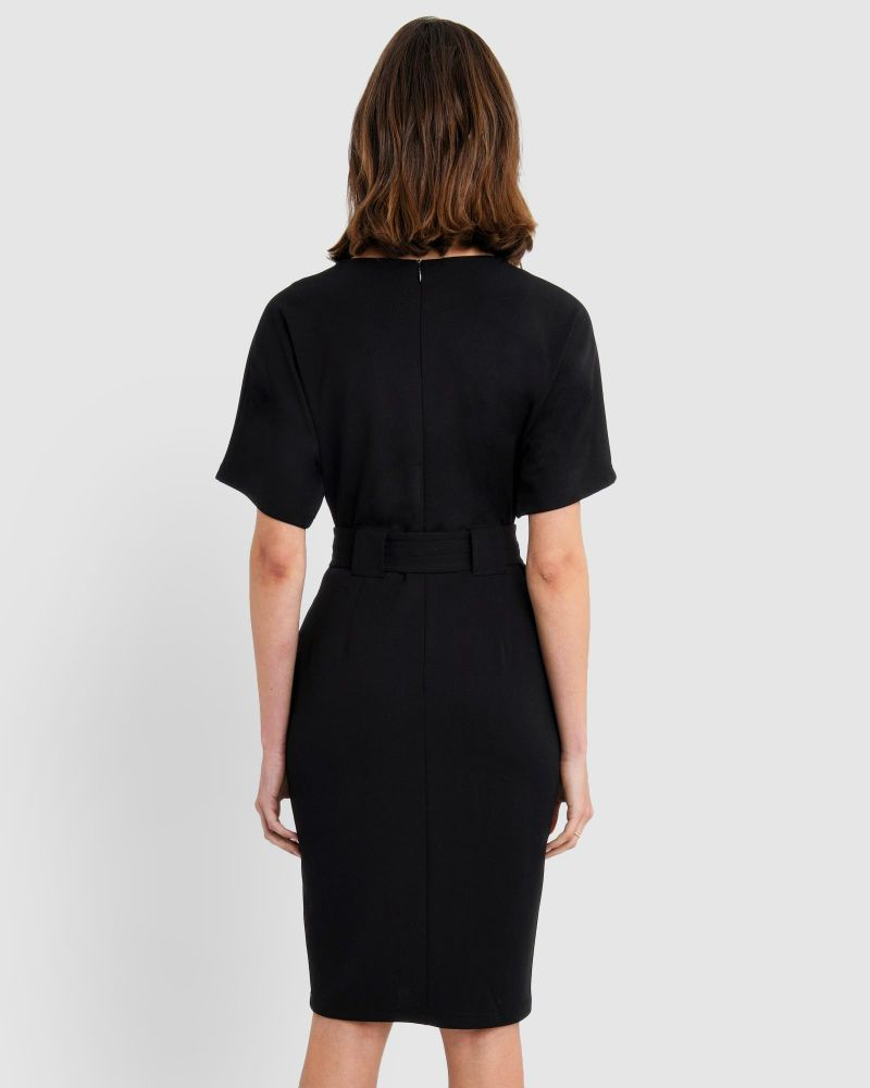 Rylan Belted Dress