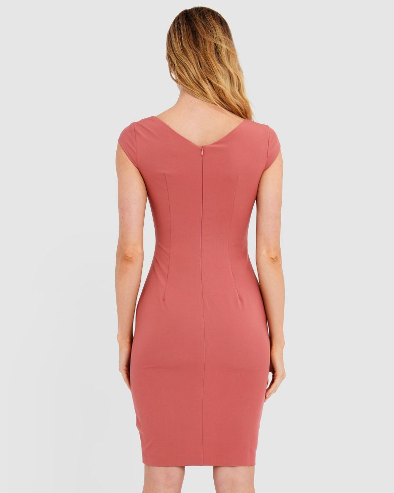 Kenzie Asymmetric Dress