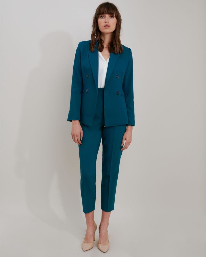 Adley Double Breasted Blazer