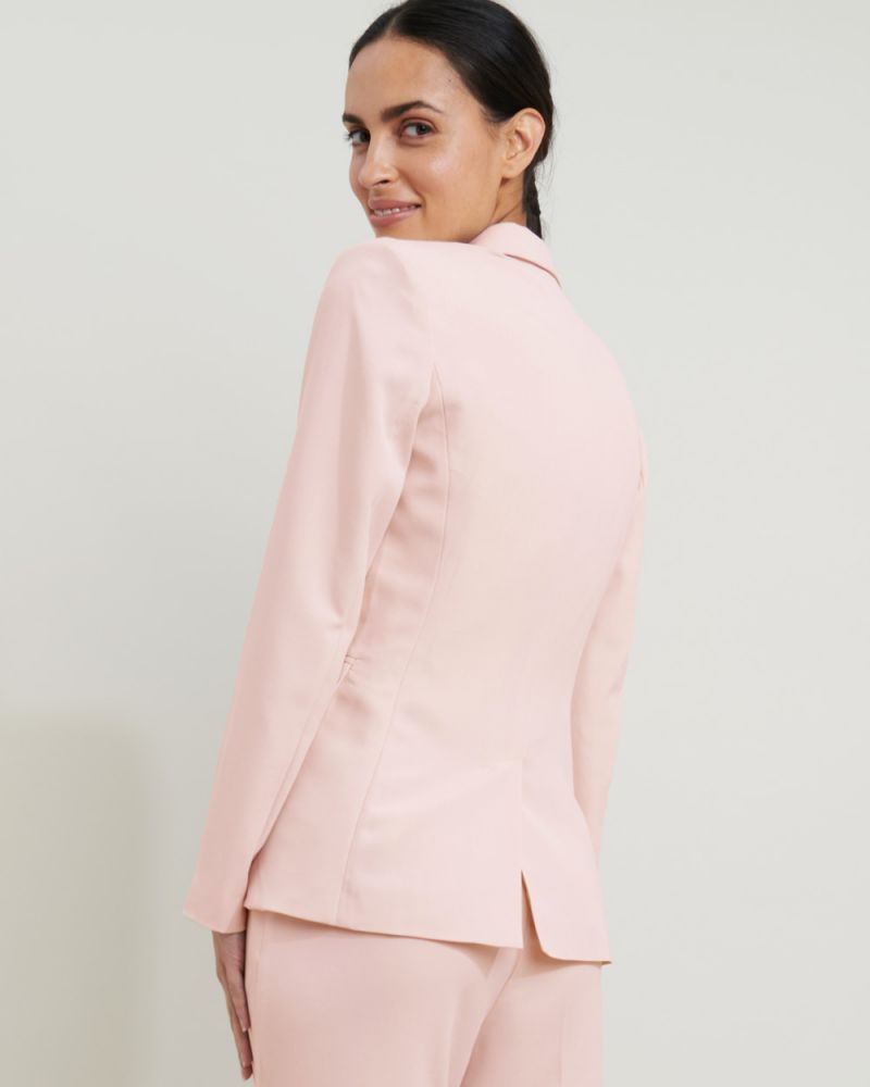 Julianne Single Breasted Blazer