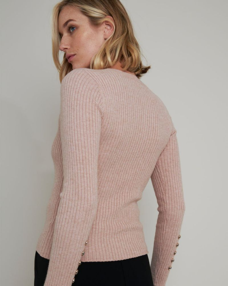 Nevaeh Ribbed Knit