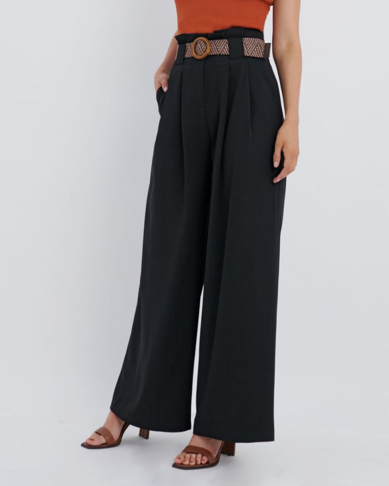 Hattie Wide Leg Trousers
