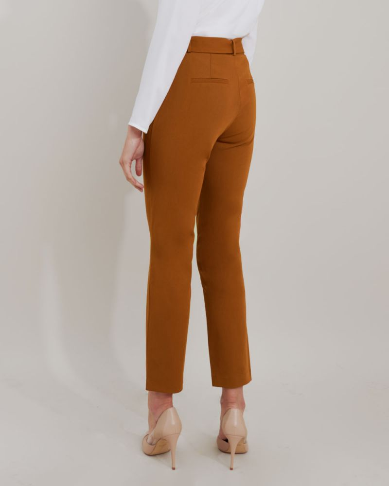 Tammy Belted Slim Pants