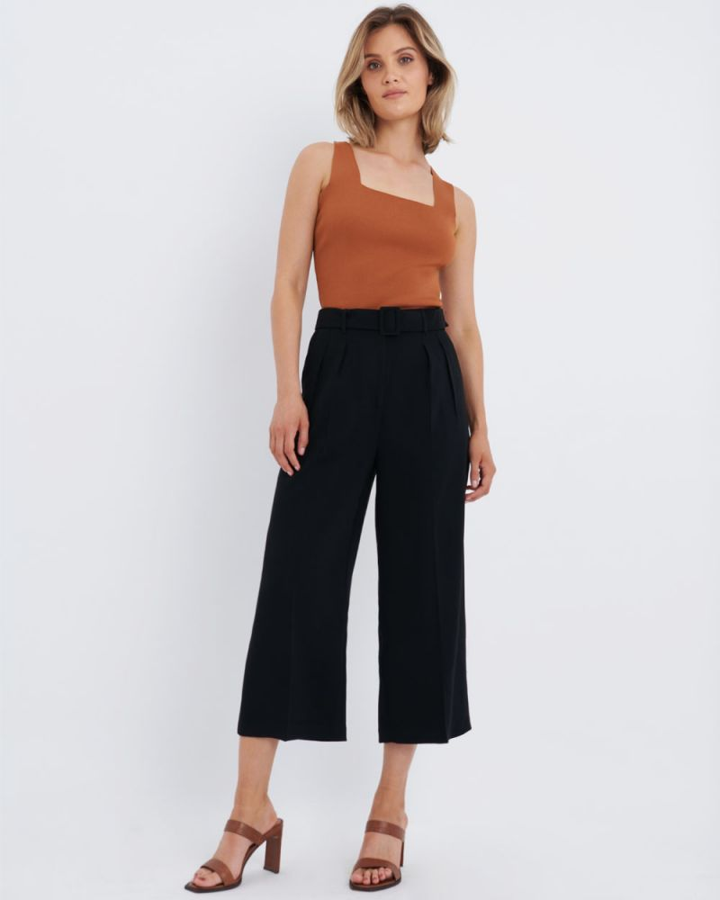 Jacey Belted Culottes