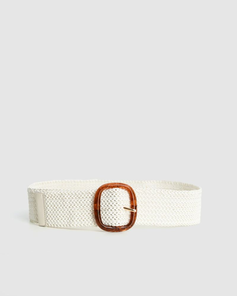 Ibiza Braided Belt