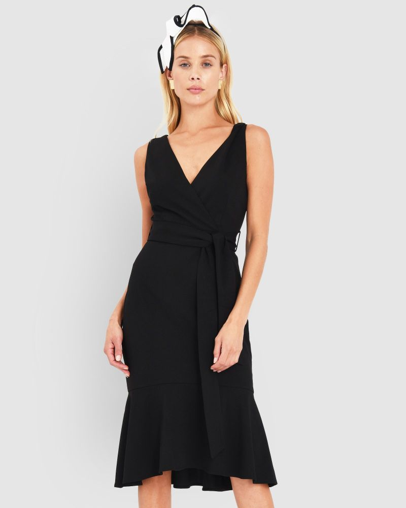 Luna Tie Waist Dress