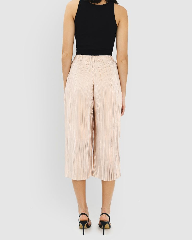 Hope Pleated Culottes