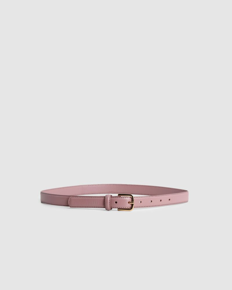 Sofia Leather Belt