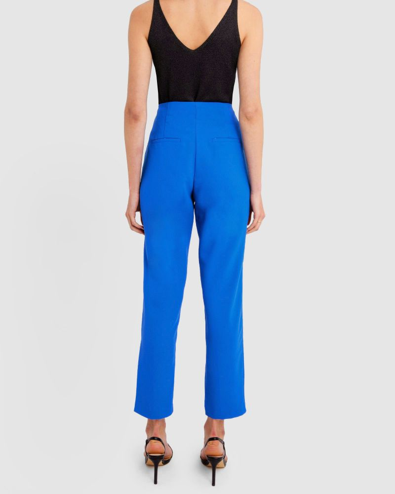 Julie Buckle Waist Pants