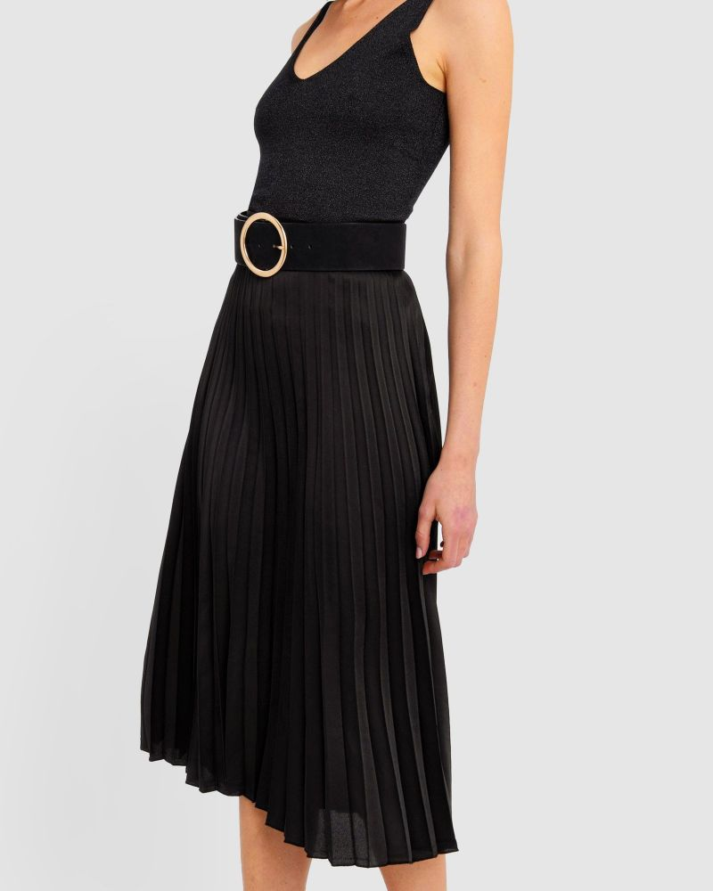 Katie Pleated Skirt