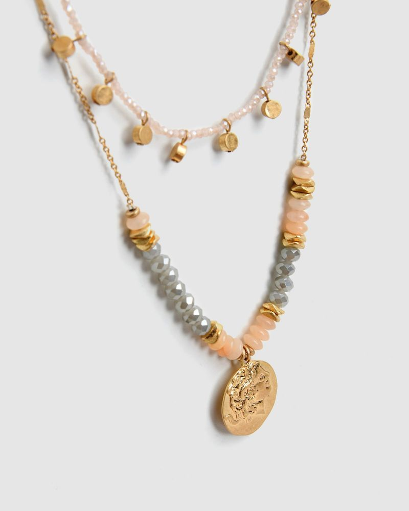 Frances Layered Necklace