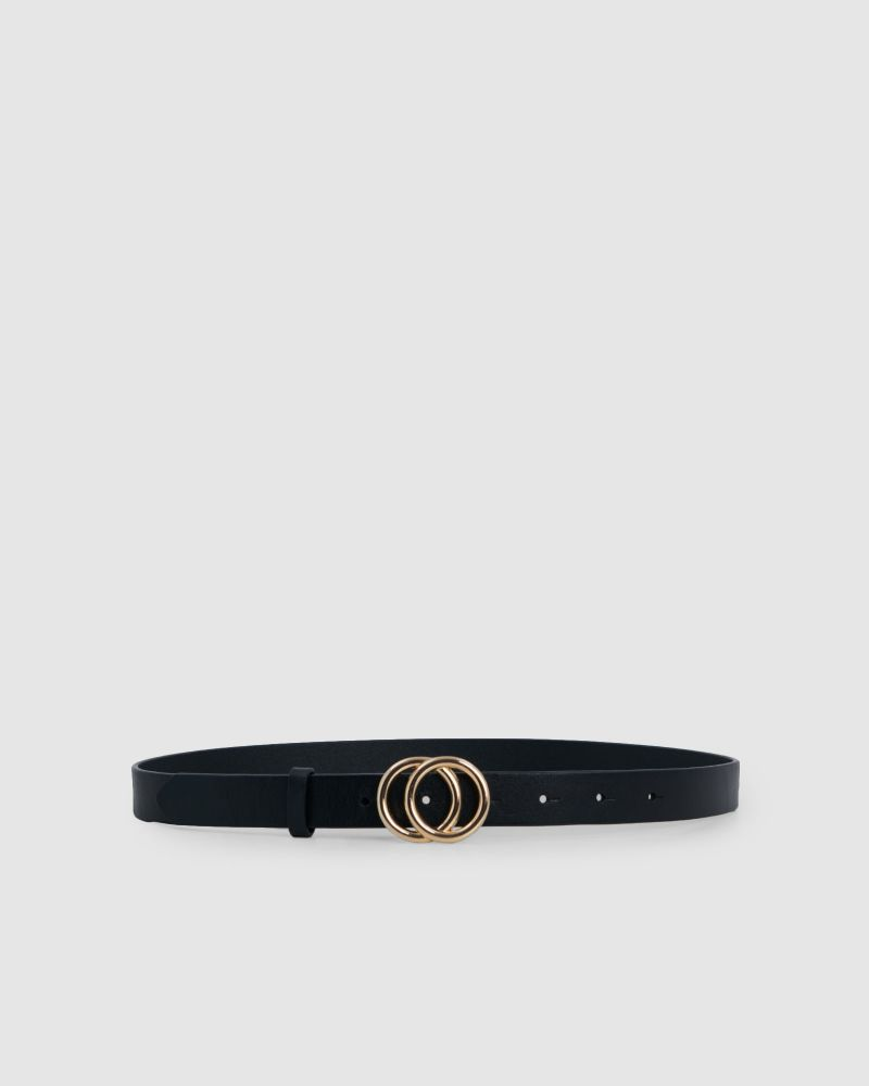 Marbella Double Ring Belt