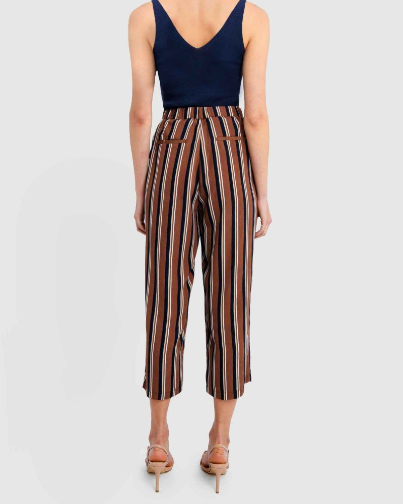 Riley Stripe Culottes